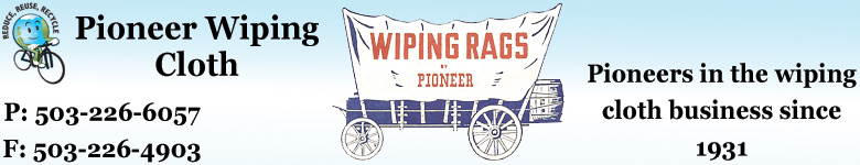 Pioneer Wiping Cloth